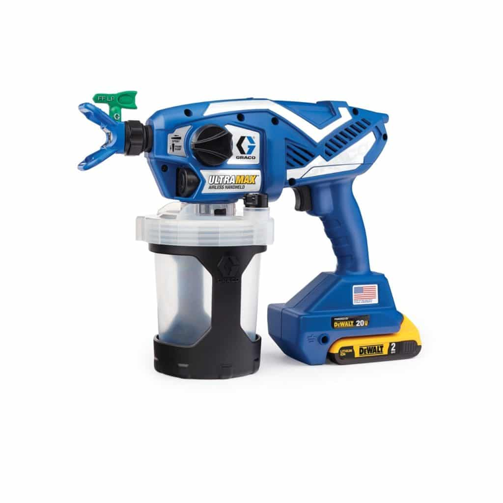 Cordless Sprayer Graco
